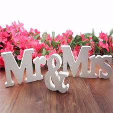 mr and mrs table decoration new wedding signs decoration mr mrs wedding party table wedding