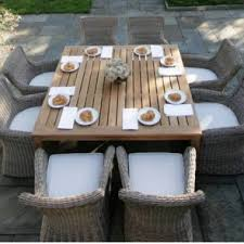 square outdoor dining table outdoor new furniture