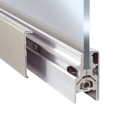 Sliding Room Dividers by Ceiling Mounted Sliding Room Divider Opening U0026 Closing