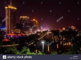 china shaanxi province xian city xian city wall stock photos u0026 china