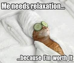 Relax Meme - relax kara s fit life