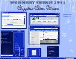 christmas windowblinds skins for your desktop forum post by