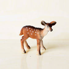 ornaments figurines mounted deer collectables ebay