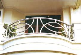 rail balcony stainless steel balcony railing design ideas about