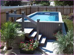 Backyard Above Ground Pool Ideas Above Ground Pool Ideas For Small Backyard Backyard Design Ideas