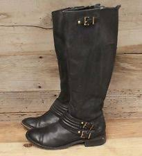 womens size 11 knee high boots capitani womens size 11 black fashion knee high