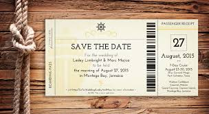 cruise wedding invitations weddings events meraki design works