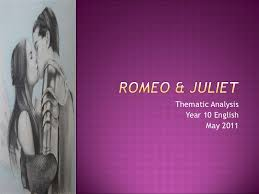 Romeo Juliet Themes Lesson Romeo And Juliet Powerpoint Template