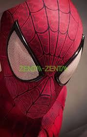 faceshell magnet lenses inspired amazing spider man 2