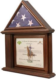 Military Flag Case Amazon Com Decomil Flag Display Case With Certificate U0026 Document