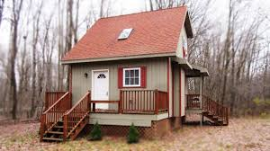 tiny cottage on 3 5 acres in albion new york amazing small