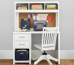 pottery barn desk with hutch everett modular standard desk hutch desk hutch desks and barn