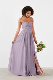 Lilac Dresses For Weddings Dusty Lilac Bridesmaid Dresses Weddington Way