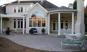 covered porch covered porch and pergola home addition ideas