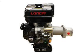 loncin 15 hp single cylinder 4 stroke air cooled engine g420f p