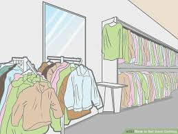 How To Sell Used Sofa 3 Ways To Sell Used Clothing Wikihow