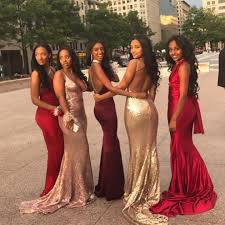ladies in prom formation 2k17 prom slay slayprom