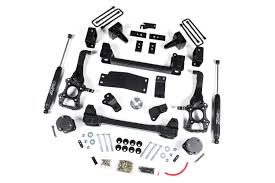 Old Ford Truck Lift Kits - offroad 6in suspension system ford f 150 4wd