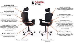 fauteuil de bureau ergonomique mal de dos chaise pour le dos avec fauteuil de bureau ergonomique mal de dos