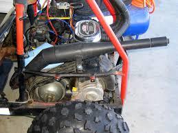 honda odyssey go cart modifications to a honda fl250