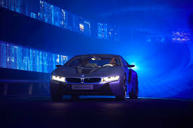 Bmw I8 Laser Headlights - bmw i8 concept plug in hybrid coupe with 1 5 liter petrol engine
