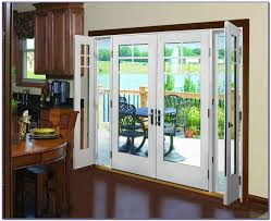 Hinged French Patio Doors French Patio Doors With Screens Patios Home Design Ideas