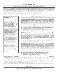 Sample Resume Administrative Coordinator by Resume Examples For Professionals Vibrant Inspiration Examples Of
