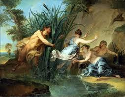the naiad syrinx in greek mythology greek legends and myths