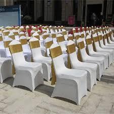 housse de chaise en lycra housse de chaise lycra location dekoratys