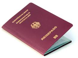 how to renew a german passport in the u s