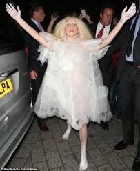 Halloween Costumes Lady Gaga White Halloween Costume