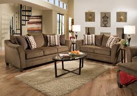Jada Brown Queen Sleeper Sofa Badcock Home Furniture  More Of - Badcock furniture living room set