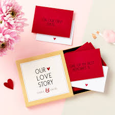our story messages gift box by martha brook