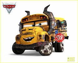 cars 3 u0027 introduces the coolest most badass bus ever photo