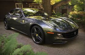 ferrari custom paint four days with the 2014 ferrari ff pursuitist