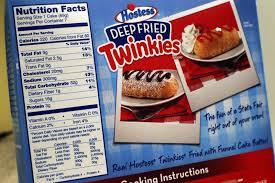 a look at hostess u0027 new deep fried twinkies