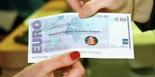 travellers cheques images Bbc travel traveller 39 s cheques down but not out jpg