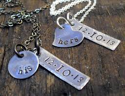 His And Hers Engraved Bracelets Best 25 Couple Necklaces Ideas On Pinterest Boyfriend Necklace