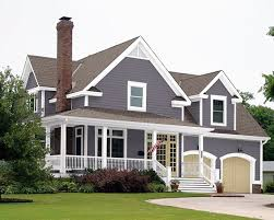 most popular exterior house paint colors