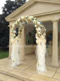 wedding arches hire wedding venue flowers13 florists shrewsbury