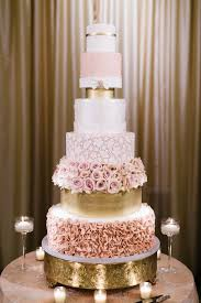 wedding cake best 25 blush wedding cakes ideas on beautiful within