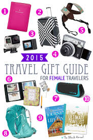 travel gift ideas images 2015 travel gift guide for female travelers the blonde abroad jpg