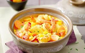 cuisine poisson ragoût de poisson et de scis au safran cuisine et recettes