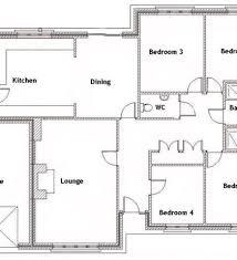 1930s Bungalow Floor Plans Open Plan House Designs Ireland Home Design