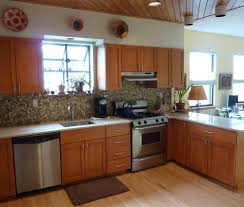 Natural Birch Kitchen Cabinets by Kitchen U0026 Bath U2014 Boston Building Resources