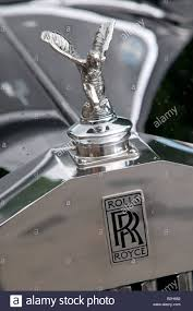 rolls royce car logo spirit of ecstasy ornament silver