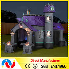 2015 halloween sale cheap bouncy castle festival inflatables