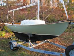 bulls eye sailboat rebuilt in 2005 built by cape cod ship building