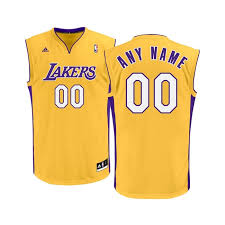 shop sale adidas nba la lakers youth custom replica basketball