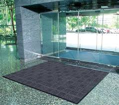 Teal Floor Rug Large Commercial Entrance Mats Eco Friendly And Water Absorbing